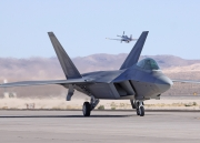 Lockheed Martin F-22A Raptor - 06-4123 operated by US Air Force (USAF)