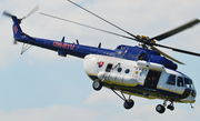 Letecký útvar MV SR (Slovak Government Flying Service) Mil Mi-171 - OM-BYU