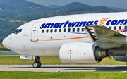 Boeing 737-700 - OK-SWT operated by Smart Wings