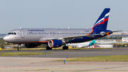 Airbus A320-214 - VQ-BIV operated by Aeroflot