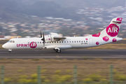 ATR 72-202 - SP-SPE operated by SprintAir