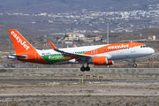 Airbus A320-214 - G-EZPD operated by easyJet