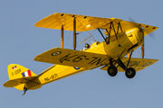 Private operator De Havilland DH-82A Tiger Moth - D-EDEM