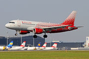 Rossiya Airlines Airbus A319-112 - VQ-BCO
