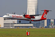Bombardier DHC-8-Q402 Dash 8 - D-ABQL operated by Air Berlin
