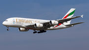 Airbus A380-861 - A6-EOR operated by Emirates