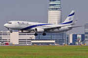 Boeing 737-800 - 4X-EKH operated by El Al Israel Airlines