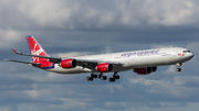 Airbus A340-642 - G-VWIN operated by Virgin Atlantic Airways