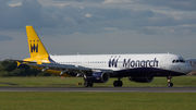 Monarch Airlines Airbus A321-231 - G-ZBAI