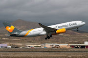 Thomas Cook Airlines Airbus A330-243 - G-TCXB