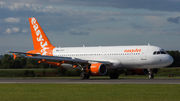 Airbus A320-214 - G-EZUA operated by easyJet