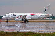 Sukhoi SSJ 100-95B Superjet - EI-FWA operated by CityJet