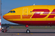 Airbus A300B4-622RF - D-AEAL operated by DHL (European Air Transport)
