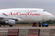 Boeing 747-400SF - OM-ACG operated by Air Cargo Global