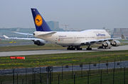 Boeing 747-400 - D-ABVZ operated by Lufthansa