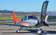 Cirrus SR22T GTS - OK-SMI operated by Private operator