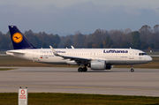 Airbus A320-271N - D-AIND operated by Lufthansa