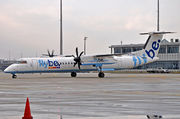 Bombardier DHC-8-Q402 Dash 8 - G-ECOO operated by Flybe