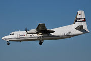 Fokker F27-600 Friendship - D-ADEP operated by WDL Aviation