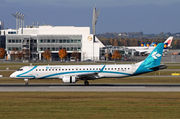 Embraer 190-200LR - I-ADJK operated by Air Dolomiti