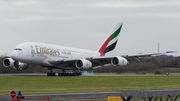 Emirates Airbus A380-861 - A6-EDR