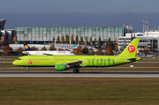 Airbus A321-211 - VQ-BQH operated by S7 Airlines