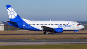 Boeing 737-500 - EW-252PA operated by Belavia Belarusian Airlines