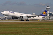 Airbus A330-343 - D-AIKG operated by Lufthansa