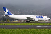 Airbus A300B4-605R - TC-MCE operated by MNG Airlines