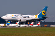 Boeing 737-500 - UR-GAS operated by Ukraine International Airlines
