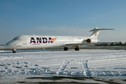McDonnell Douglas MD-83 - UR-CPB operated by Anda Air