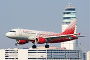 Airbus A319-112 - VQ-BCO operated by Rossiya Airlines