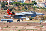 McDonnell Douglas EF-18A+ Hornet - C.15-41 operated by Ejército del Aire (Spanish Air Force)