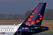 Airbus A319-111 - OO-SSU operated by Brussels Airlines