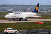 Boeing 737-500 - D-ABIW operated by Lufthansa