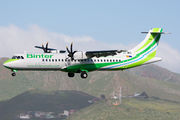 ATR 72-600 - EC-MOL operated by Binter Canarias