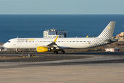 Airbus A321-231 - EC-MMU operated by Vueling Airlines