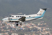Beechcraft 200 King Air - EC-KND operated by Urgemer Canarias