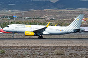 Airbus A320-232 - EC-MFM operated by Vueling Airlines