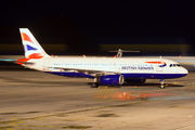 Airbus A320-233 - G-GATM operated by British Airways