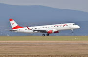 Embraer E195LR (ERJ-190-200LR) - OE-LWB operated by Austrian Airlines