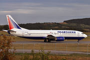 Boeing 737-400 - EI-CXK operated by Transaero Airlines