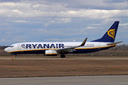 Boeing 737-800 - EI-DCP operated by Ryanair