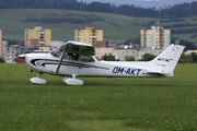 Cessna 172S Skyhawk SP - OM-AKT operated by Air Carpatia
