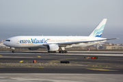 Boeing 777-200ER - CS-TFM operated by EuroAtlantic Airways