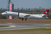 Saab 2000 - HB-IZD operated by SkyWork Airlines