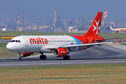 Airbus A320-214 - 9H-AEN operated by Air Malta