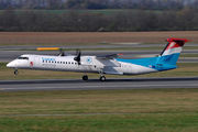 Bombardier DHC-8-Q402 Dash 8 - LX-LQA operated by Luxair