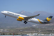 Airbus A330-343 - OY-VKG operated by Thomas Cook Airlines Scandinavia