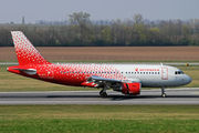 Airbus A319-111 - EI-EYL operated by Rossiya Airlines